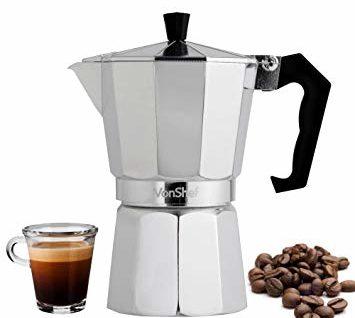 Voici quelques conseils pour obtenir un bon café avec une cafetière italienne