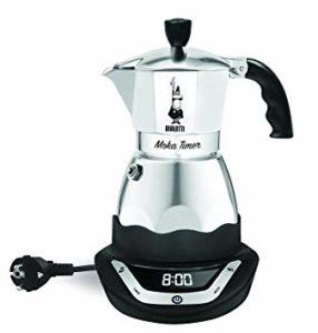 cafetière italienne électrique Bialetti - 6093 - Easy Timer