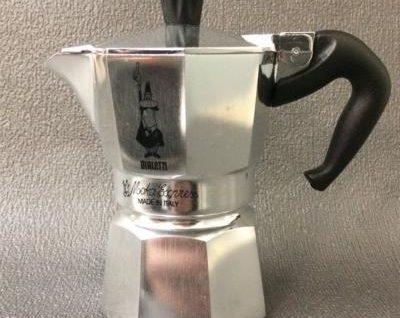 Voici comment nettoyer une cafetière italienne