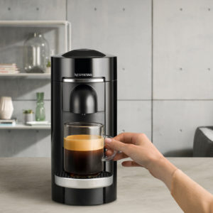 machine à café Nespresso ?