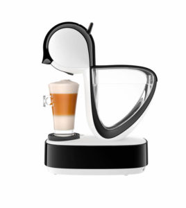 Fonctionnement de la machine a cafe Dolce Gusto Infinissima