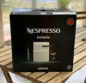 Carton Nespresso Inissia Krups