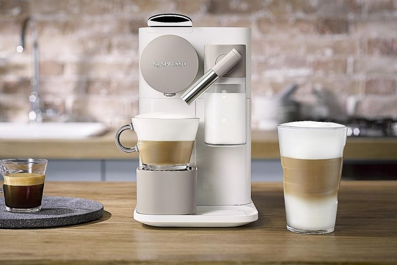Lattissima One Nespresso