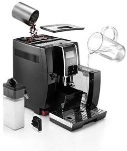 cafetière DeLonghi ECAM350.55.B