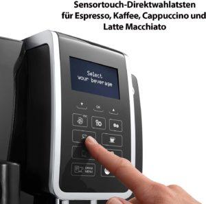 machine à café DeLonghi Dinamica ECAM350.55.B