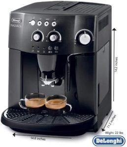 machine à expresso DeLonghi ESAM4000.B