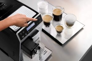 machine à café entièrement automatique DeLonghi ETAM 29.660.SB