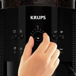 Fonctionnement de la cafetière Krups YY8125FD