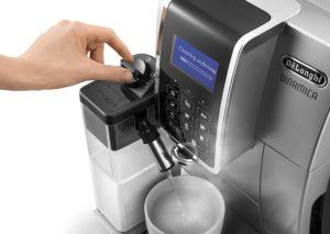 machine à café entièrement automatique Delonghi ECAM 350.75.S
