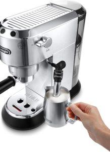 machine à café DeLonghi Dedica EC685