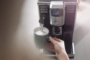 café, mousse de lait