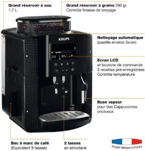 machine à café Krups YY8135FD