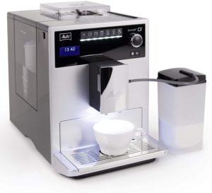 installation de la machine à café
