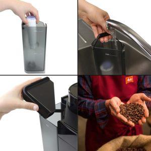 Nettoyage Melitta Caffeo Varianza CSP