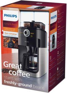 Philips HD7769/00 Grind & Brew