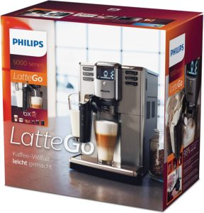 machine à expresso super automatique Philips EP5335/10