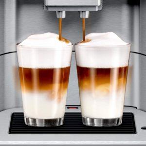 cappuccino, latte macchiato