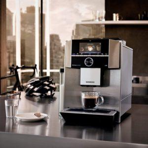choisir sa machine à café automatique Siemens