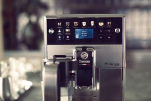fonctionnement de la machine à café Saeco