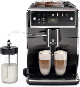 machine à café entièrement automatique Saeco Xelsis