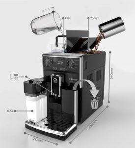 entretien machine à café automatique