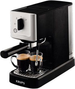 Meilleure machine expresso manuelle - Krups XP3440