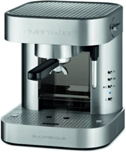 Meilleure machine expresso manuelle - Riviera & Bar CE442A