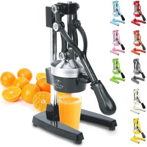 Extracteur de jus manuel Zulay Kitchen Citrus juicer Professional