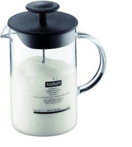 Mousseur à lait manuel Bodum 1446 - 01 Latteo
