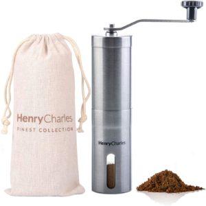 Moulin à café manuel Henry Charles