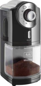 Moulin à café électrique Melitta Molino 1019-01