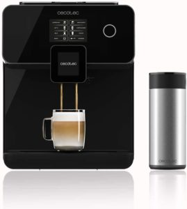 Cecotec Power Matic-ccino 8000 Touch Série Nera