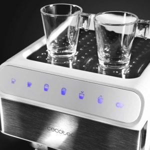 Cecotec Power Instant-ccino 20 Touch Serie Bianca