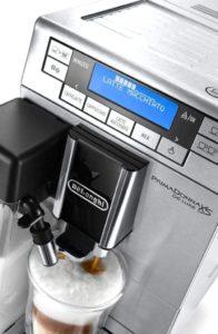 Fonctionnement de la machine à café automatique