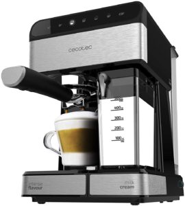 Cafetière Cecotec Power Instant-ccino 20 Touch Serie Nera