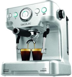 machine à café Cecotec Power Espresso 20 Barista Pro