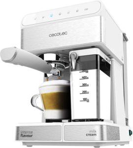 machine à café Cecotec Power Instant-ccino 20 Touch Serie Bianca