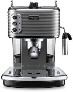 machine à café Delonghi ECZ 351.GY Scultura