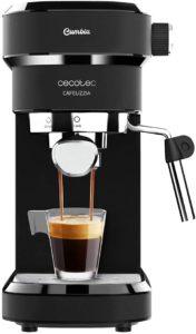 machine à expresso Cecotec Cafelizzia 790 Black