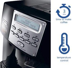 DeLonghi ESAM 3550.B : une cafetière aux fonctions automatiques