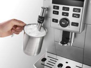 Système cappuccino du Delonghi ECAM 23.120.SB