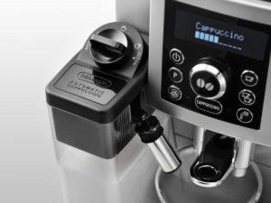 Configurez votre café préféré avec le Delonghi ECAM 23.460.SB