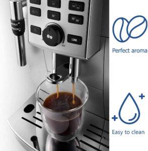 Goût du café avec l'ECAM 23.120.SB