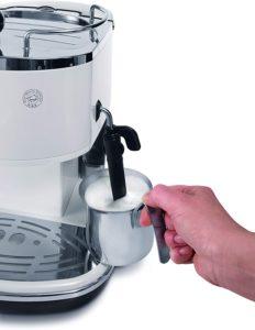 Système cappuccino du Delonghi ECO 311 W