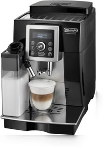 Nettoyage automatique de la machine à café de DeLonghi