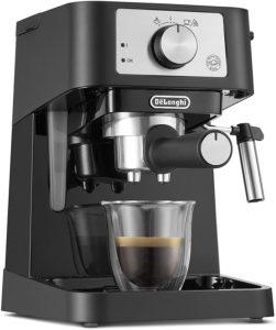 Machine à café DeLonghi EC260 BK