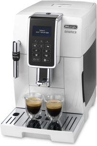 Machine à café DeLonghi Dinamica ECAM 350.35.W