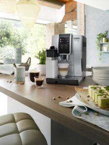 Une machine à café qui se distingue