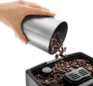 Arôme du café avec la Dinamica ECAM 350.35.SB