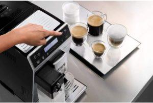 Systèmes LatteCrema et Cappuccino
